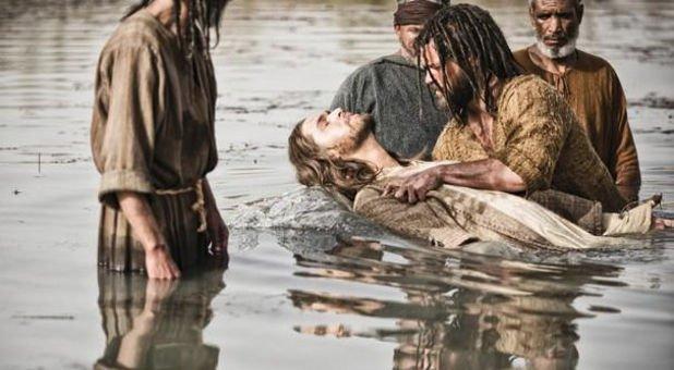 Bautismo de Jesucristo