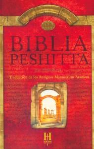 Biblia Peshitta o Siriaca.