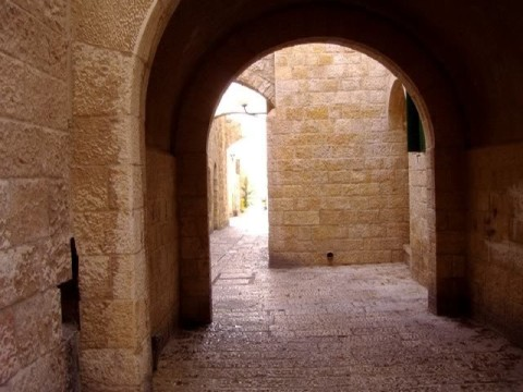 Callejuela de Jerusalen