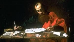 Estudioso de los textos Bíblicos