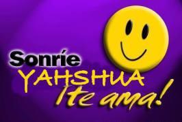 sonrie-yahshua-te-ama