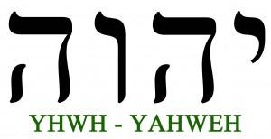 Yahweh, el padre Celestial