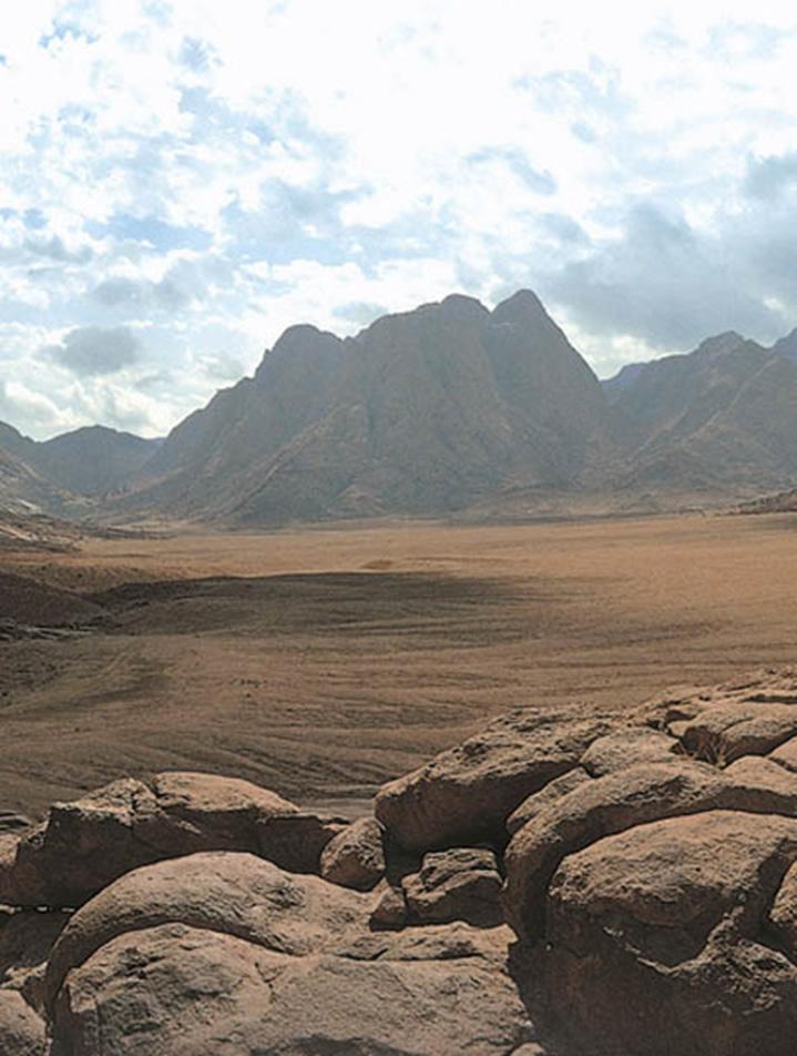 Monte Jebel Musa