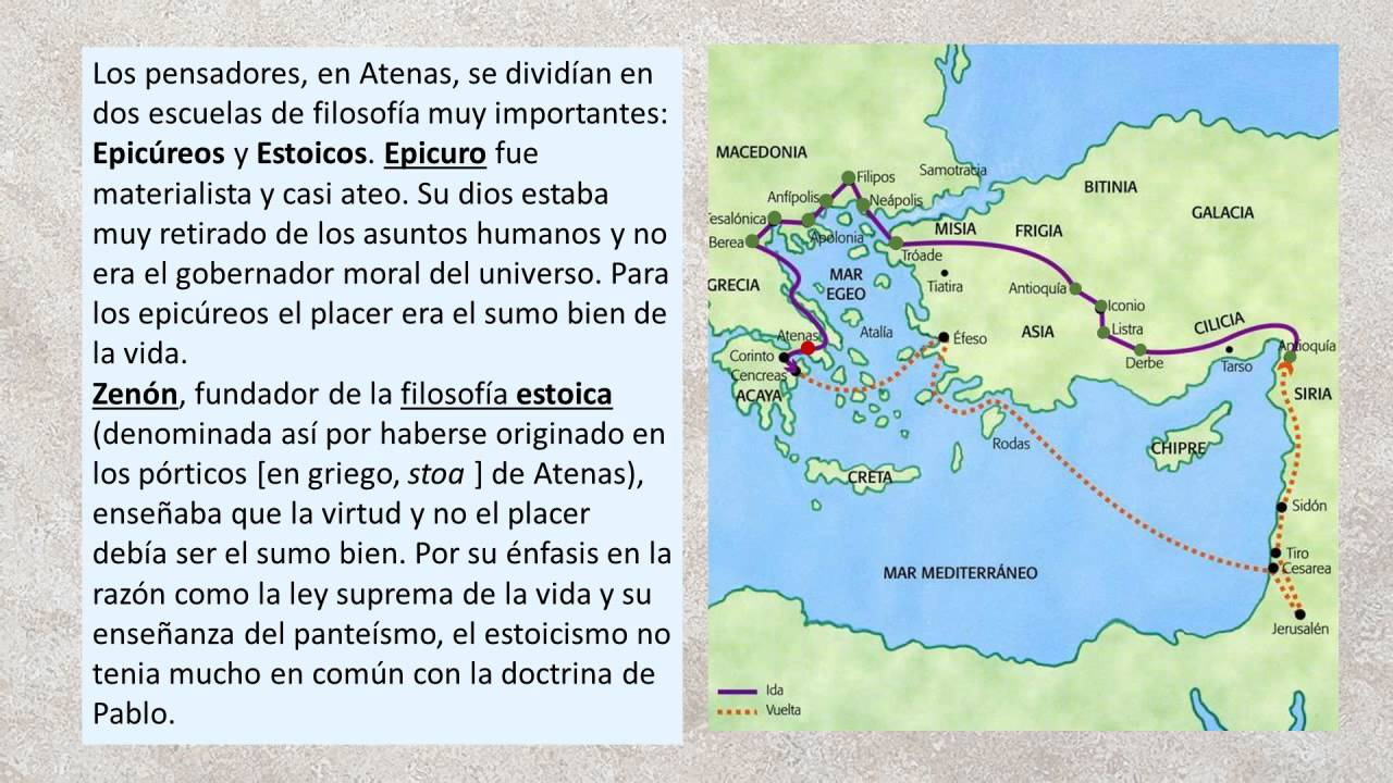 Ruta de Atenas