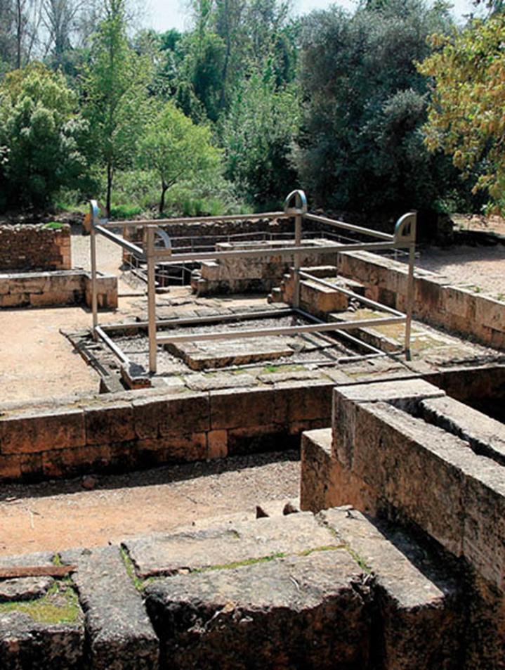 Antigua ciudad de Dan se llamaba Lesem o Lais