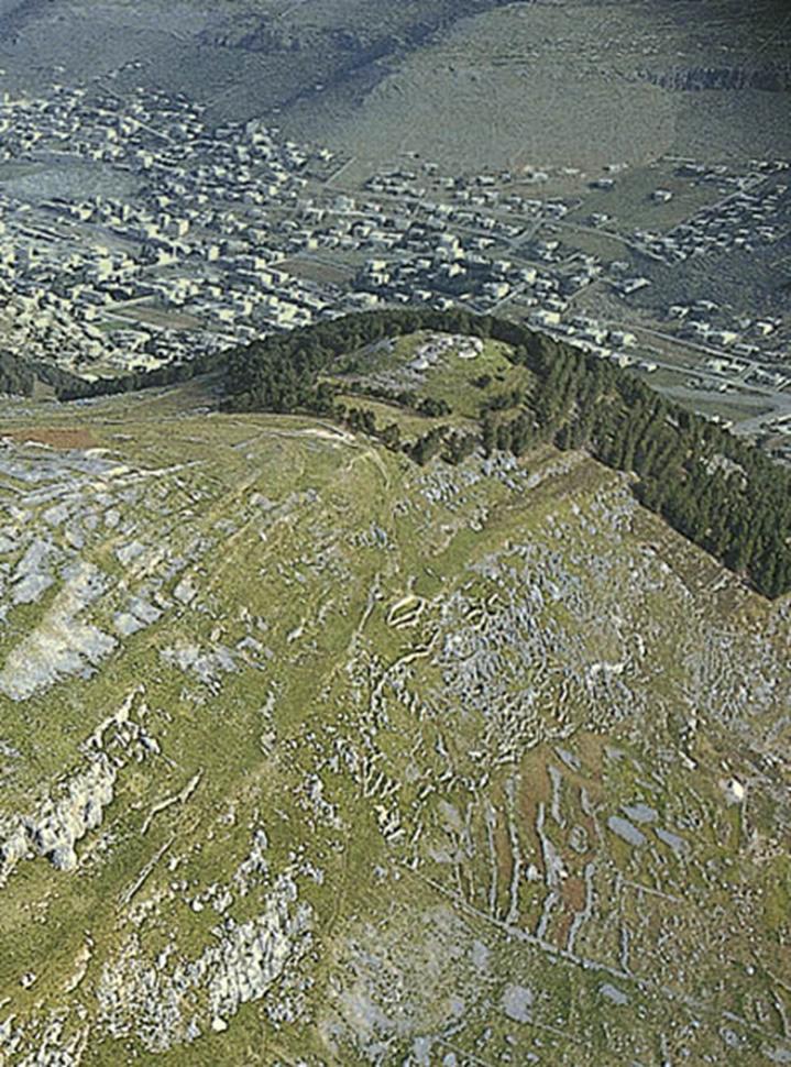 Antiguo sitio de Siquem