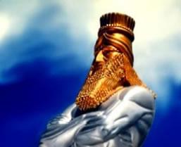 Imagen del Dios de la profecía de Daniel