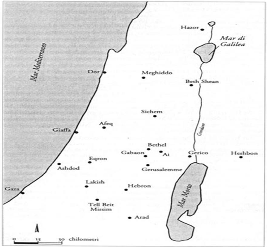 Mapa de la zona 5