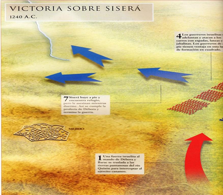 Victoria sober Siserá
