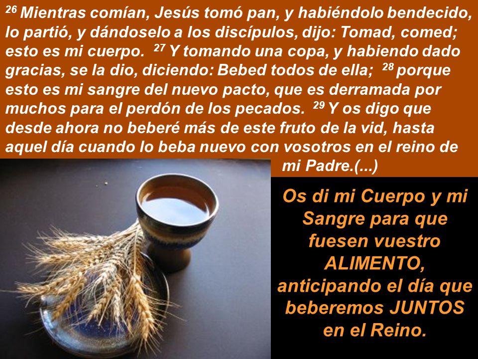 El uevo pacto de Jesucristo