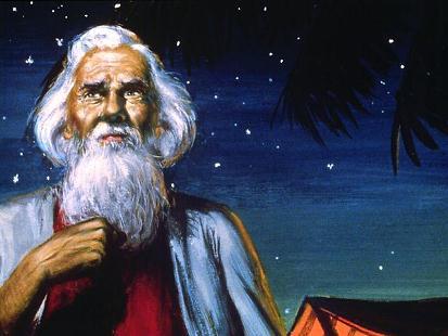 Abraham en la historia