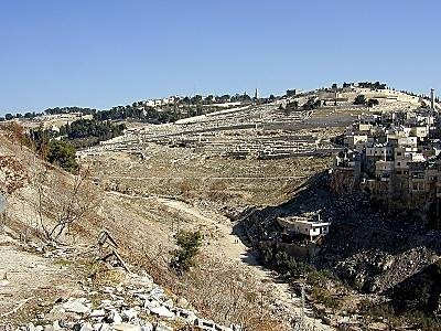 Valle de Cedron