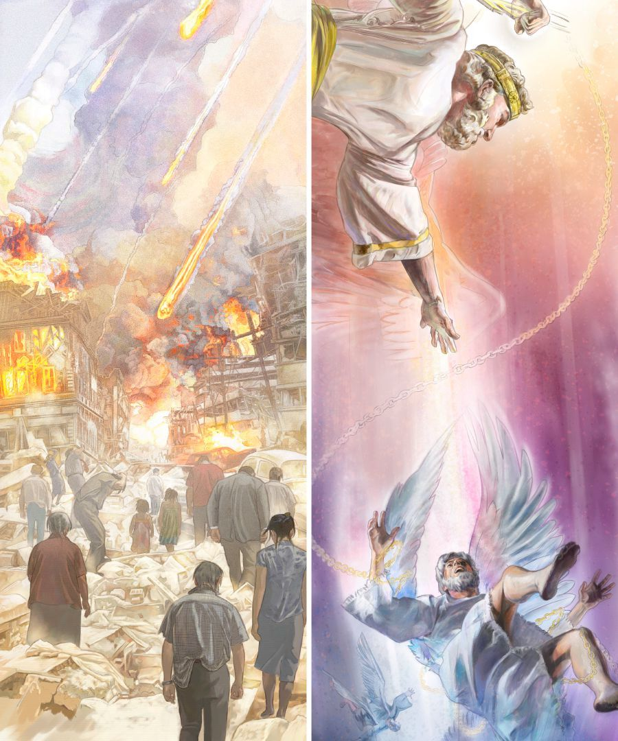 La palabra de Yahshua para vencer a Satán