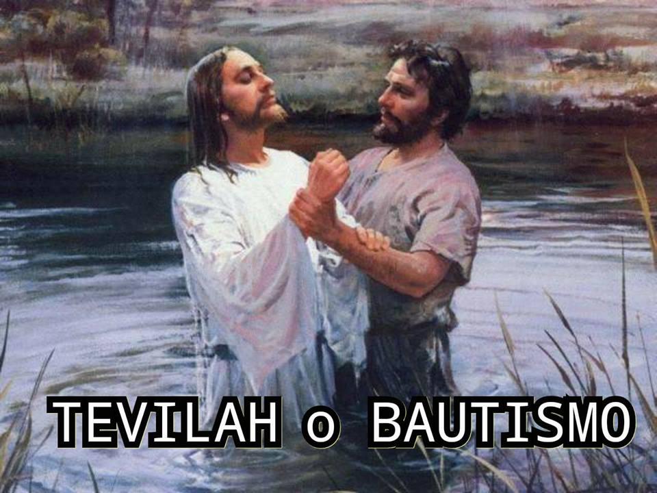 El bautismo salvador de vidas